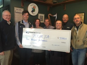 Gowrie Group RIMTA Sponsorship Presentation